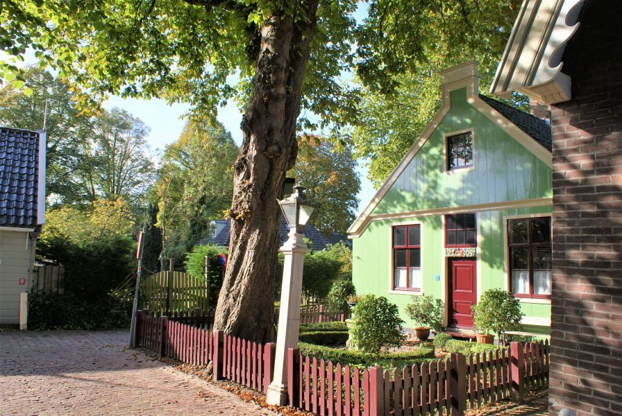 Broekerhuis museum is a house where you can see how people lived in these houses