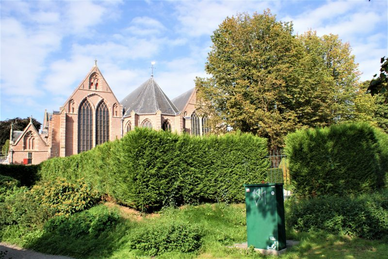 The Sint Nicolaaskerk in Edam