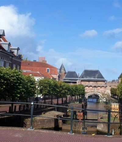 Dutch cities: Amersfoort is easy to reach by train. Canals, museums, restaurants and a zoo