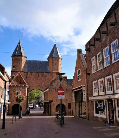 Amsterdam to Amersfoort: Dutch cities, historical